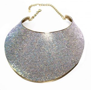 Visor Flat necklace
