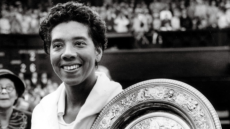 Althea Gibson Sweetrocks Inspiring Woman
